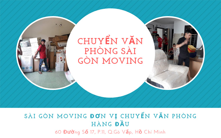 chueyn van phong uy tin sai gon moving
